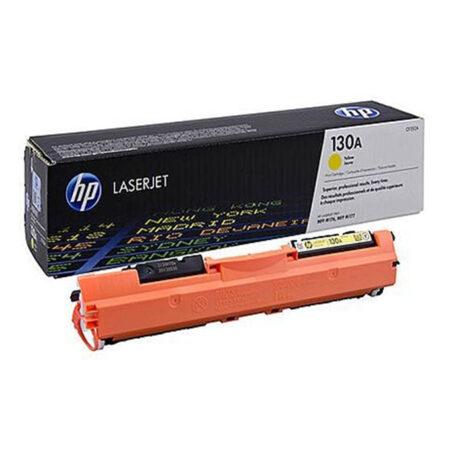 Hộp mực màu HP 130A (vàng) – Dùng cho máy HP Color M176n/ M177fw