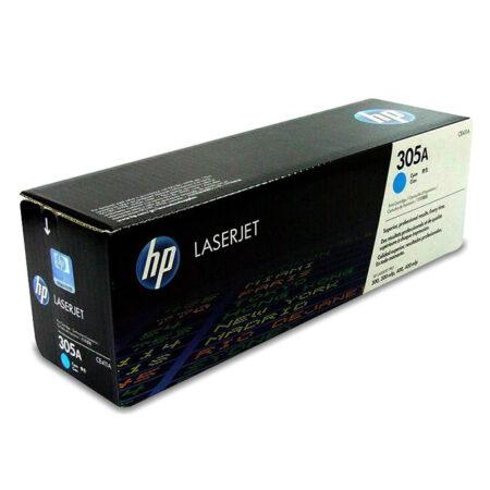 Hộp mực màu HP 305A (xanh) – Cho máy HP Color M451nw/ M451dn/ M475dn