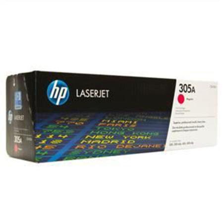 Hộp mực màu HP 305A (đỏ) – Cho máy HP Color M451nw/ M451dn/ M475dn