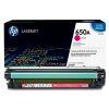 Hộp mực màu HP 650A (đỏ) - Cho máy HP Color CP5525n/ CP5225dn/ M750n/ M750dn
