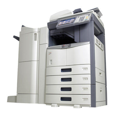 Máy photocopy Toshiba e-STUDIO 355 (In đảo mặt/ Copy/ Scan/ ARDF + Network)