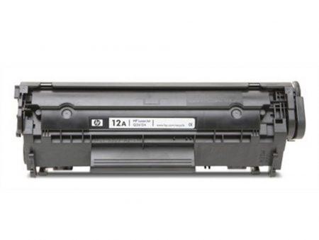 Hộp mực in HP 12A (Q2612A) – Cho máy HP 1010/ 1018/ 1020/ 3015/ 3050/ M1319f/ M1005