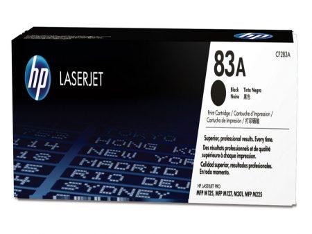 Hộp mực in HP 83A (CF283A) – Cho máy HP M127NF/ M125A/ M201N/ 201DW/ M225DW