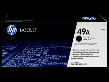 Hộp mực in HP 49A (Q5949A) – Cho máy in HP 1160/ 1320/ 3390/ 3392