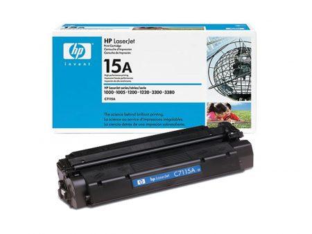 Hộp mực in HP 15A (C7115A) – Dùng cho máy HP 1000/ 1200 series