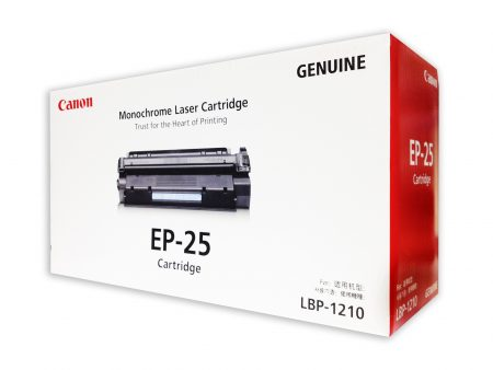 Hộp mực in Canon EP-25 – Dùng cho máy in Canon LBP 1210