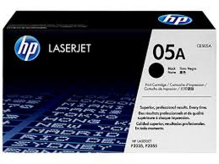 Hộp mực in HP 05A (CE505A) – Dùng cho máy HP P2035/ P2055