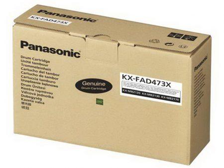 Trống mực Panasonic KX-FAD473 – Dùng cho máy fax KX-MB2120/ 2130/ 2170/ 2270