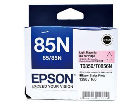Mực in màu Epson T0856 (đỏ nhạt) – Dùng cho máy Epson t60/ 1390