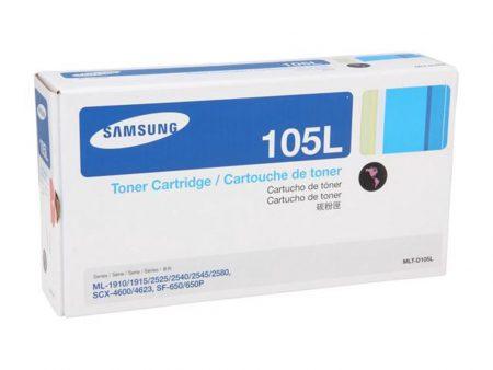 Hộp mực in Samsung D105L – Dùng cho máy ML-1910/ 1915/ 2540/ SF-650/ SCX-4623fn/ 4600
