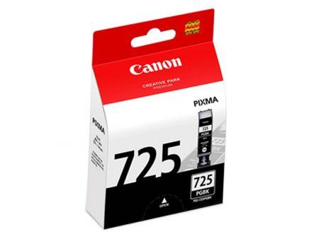 Mực in phun Canon PGI 725 (đen) – Cho máy IP4970/ 4870/ MG-5270/ 5370/ IX6560/ 6170/ 8170