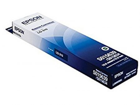 Ruy băng mực Epson S015639 – Dùng cho máy in kim Epson LQ-310