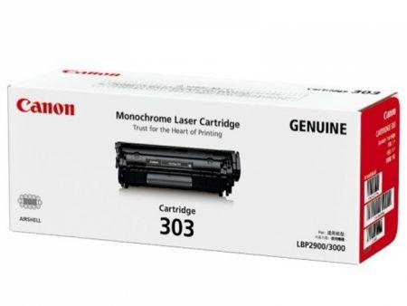 Hộp mực in Canon 303 – Dùng cho máy in Canon LBP 2900/ 3000