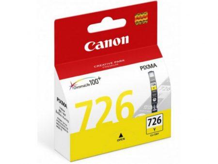 Mực in phun Canon CLI 726 (vàng) – Cho máy IP4970/ 4870/ MG-5270/ 5370/ IX6560/ 6170/ 8170