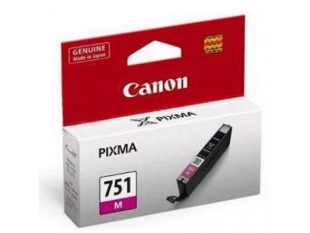 Mực in phun Canon CLI 751M (đỏ) – Cho máy iX6770/ iP7270/ 8770, MG7170/ 7570
