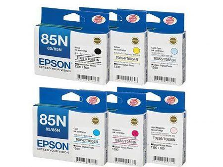 Bộ mực thỏi Epson 85n cho máy in Epson Stylus Photo t60/ 1390