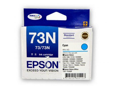 Mực in phun Epson T0732 (xanh) – Cho máy T30/ TX110/ TX121/ TX200/ TX400/ CX8300/ CX6900F/ C90/ C110
