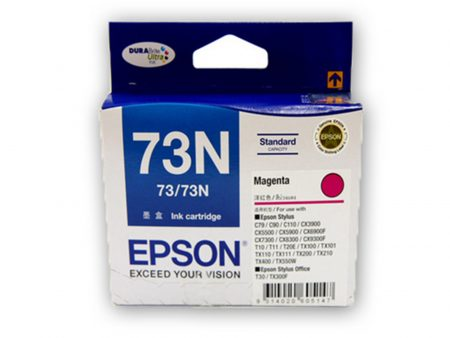 Mực in phun Epson T0733 (đỏ) – Cho máy T30/ TX110/ TX121/ TX200/ TX400/ CX8300/ CX6900F/ C90/ C110