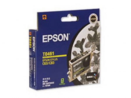 Mực in phun Epson T0461 (đen) – Cho máy C63/ C65/ C83/ C85/ CX4500/ 6500