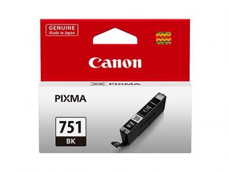 Mực in phun Canon CLI 751BK (đen) – Cho máy iX6770/ iP7270/ 8770, MG7170/ 7570