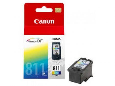 Mực in phun Canon CL 811 (màu) – Cho máy iP2770/ 2772/ 2780/ MP 237/ 276/ 287/ MX 328/ 338