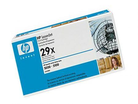 Hộp mực in HP 29x (C4129X) – Dùng cho máy HP LaserJet 5000/ 5100