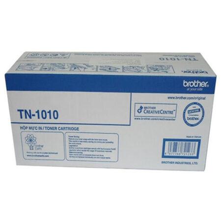 Hộp mực Brother TN1010 – Cho máy HL-1111/ 1201/ DCP-1511/ 1601/ MFC-1916nw
