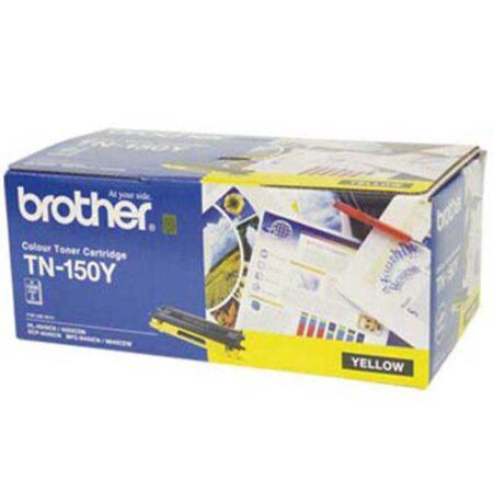Hộp mực màu Brother TN150Y (vàng) – Cho máy HL-4040/ 4070/ DCP-9040