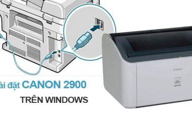 Hôm nay, Hoàng Minh Officesẽ hướng dẫn các bạn cách cài đặt máy in trên hệ điều hành Windows. Do máy in có rất nhiều hãng nhưng cách cài đặt tương đối giống nhau, nên chúng tôi sẽ hướng dẫn các bạn cách cài đặt cho loại máy in thông dụng nhất là Canon LBP […]