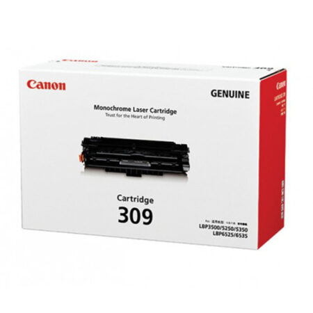Hộp mực in Canon 309 – Cho máy in Canon LBP 3500/ 5250/ 5350
