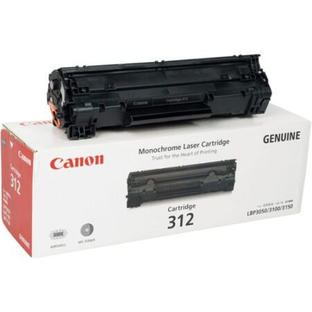 Hộp mực in Canon 312 – Dùng cho máy in Canon LBP 3050/ 3100b/ 3150