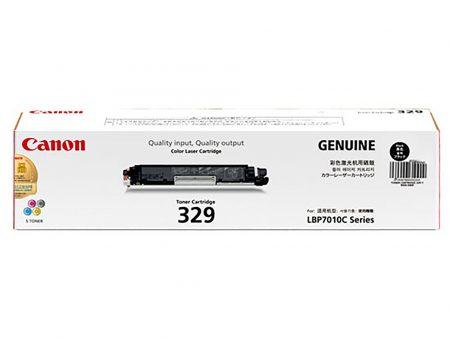 Hộp mực màu Canon 329BK (đen) – Dùng cho máy in Canon LBP 7018c