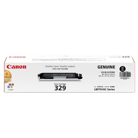 Hộp mực màu Canon 329BK (đen) – Cho máy Canon LBP 7010C/ 7018C