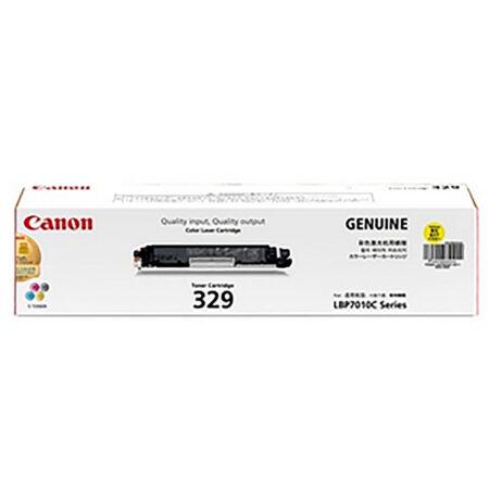 Hộp mực màu Canon 329Y (vàng) – Cho máy Canon LBP 7010C/ 7018C