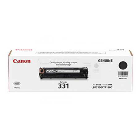 Hộp mực in màu Canon LBP 7110Cw/ 7100Cn/ MF8210Cn/ 8280Cw (đen)