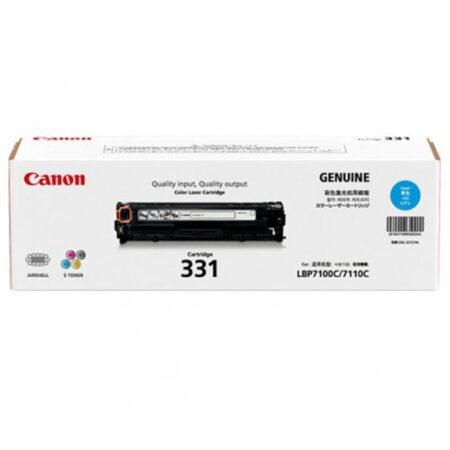 Hộp mực in màu Canon LBP 7110Cw/ 7100Cn/ MF8210Cn/ 8280Cw (xanh)