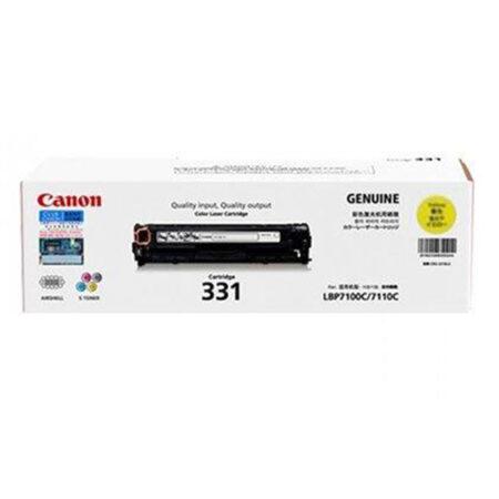 Hộp mực in màu Canon LBP 7110Cw/ 7100Cn/ MF8210Cn/ 8280Cw (vàng)