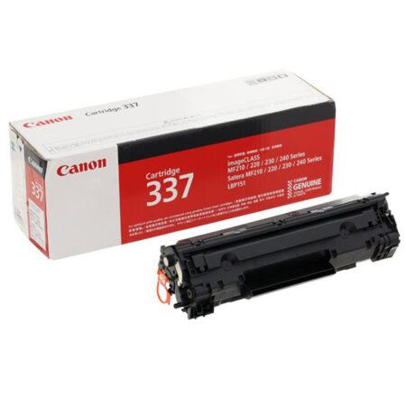 Hộp mực in Canon 337 – Cho máy MF235/ 237w/ 241d/ 244dw/ 249dw/ LBP 151dw