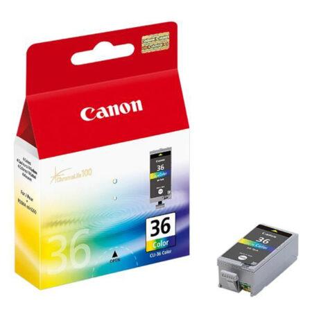 Mực in phun Canon CLI 36 (màu) – Dùng cho máy IP100/ IP110