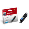 Mực in phun Canon CLI 751C (xanh) - Cho máy iX6770/ iP7270/ 8770, MG7170/ 7570