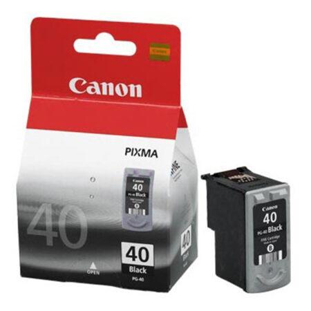 Mực in phun Canon PG 40 (đen) – Cho máy MP145/ 150/ 460/ MX308/ 318/ iP1200/ 1300/ 1800