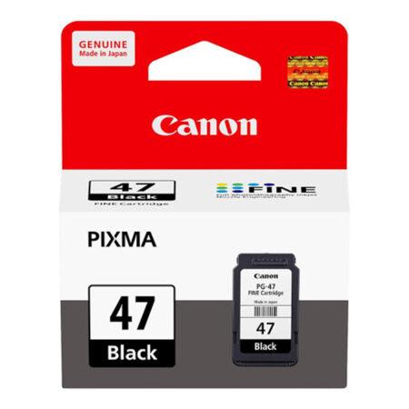 Mực in Canon PG 47 (đen) – Dùng cho máy E400/ E460