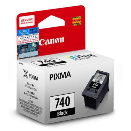 Mực in Canon PG 740 (đen) – Cho máy MG2170/ 2270/ 3170/ 3570/ 4170/ MX 377/ 397/ 437/ 527
