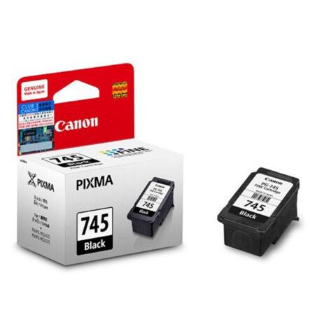 Mực in Canon PG 745 (đen) – Cho máy iP2870/ iP2872/ MG2470/ MG2570/ 2571/ 2870