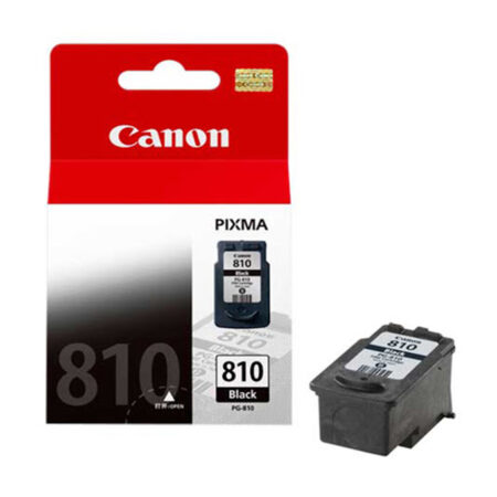 Mực in phun Canon PG 810 (đen) – Cho máy iP2770/ 2772/ 2780/ MP 237/ 276/ 287/ MX 328/ 338