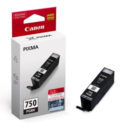 Mực in phun Canon PGI 750 (đen) – Cho máy iX6770/ iP7270/ 8770, MG7170/ 7570