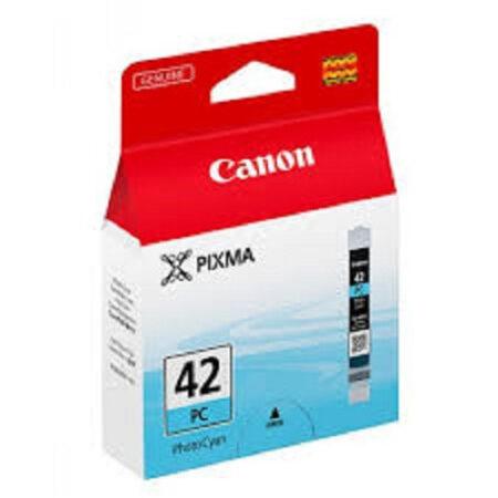 Mực in phun Canon CLI 42 (xanh nhạt) – Dùng cho máy Pixma Pro 100