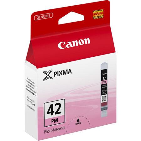 Mực in phun Canon CLI 42 (đỏ nhạt) – Dùng cho máy Pixma Pro 100