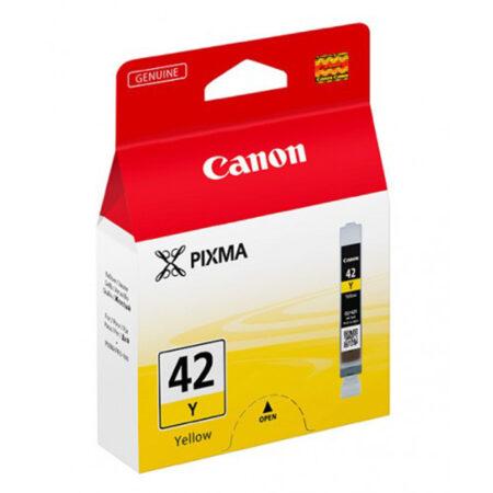 Mực in phun Canon CLI 42 (vàng) – Dùng cho máy Pixma Pro 100
