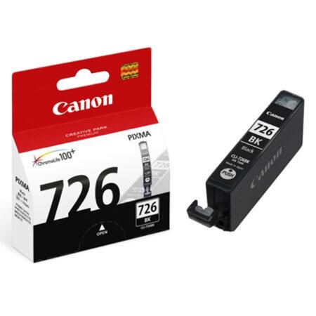 Mực in phun Canon CLI 726 (đen) – Cho máy IP4970/ 4870/ MG-5270/ 5370/ IX6560/ 6170/ 8170